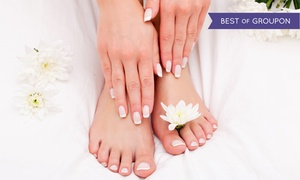 Northshore Nails and Day Spa: One Regular Mani-Pedi or No Chip Mani and Regular Pedi at Northshore Nails and Day Spa  (Up to 36% Off)