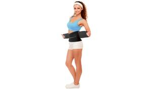 XTrim Molding Workout Belt at XTrim Molding Workout Belt, plus 6.0% Cash Back from Ebates.