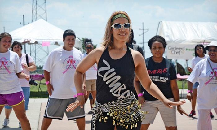 Mari's Zumba Fitness - Beverly: 10 or 20 Zumba Fitness Classes at Mari's Zumba Fitness (Half Off)