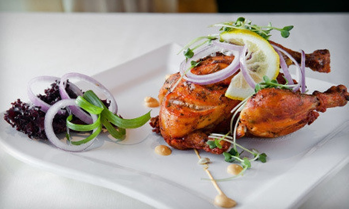 Arka - Sunnyvale: Indian Food at Arka (Up to 55% Off). Three Options Available.