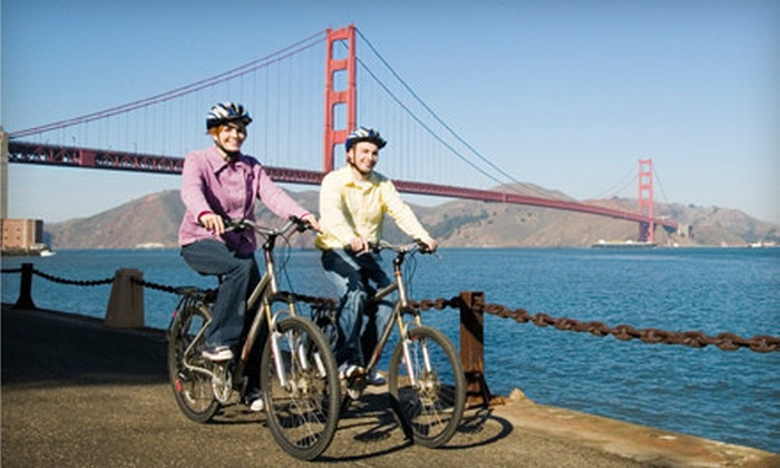 Demo Sport - Tiburon: $40 for an All-Day Bike Ride for Two from Demo Sport in Tiburon ($80 Value)