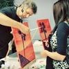 51% Off BYOB Painting Class for One or Two
