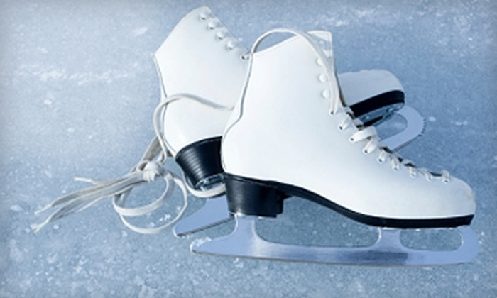 ICE at The Parks - The Parks At Arlington: Admission and Ice-Skate Rental for One Child or One Adult at ICE at The Parks at Arlington Mall