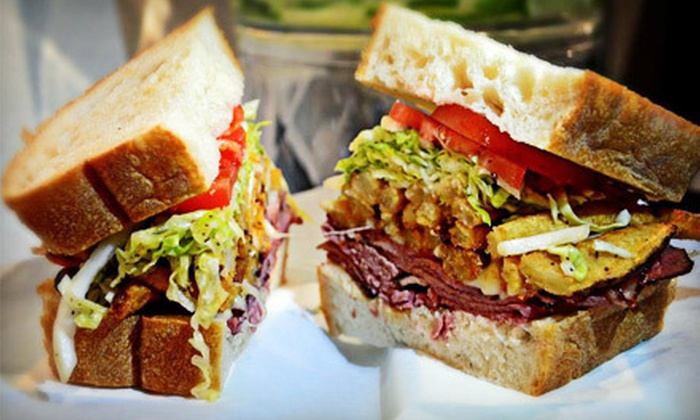 Wicked 'Wich - Downtown: $10 for Sandwich Meal with Sandwiches and Sodas for Two at Wicked 'Wich (Up to a $20 Value)