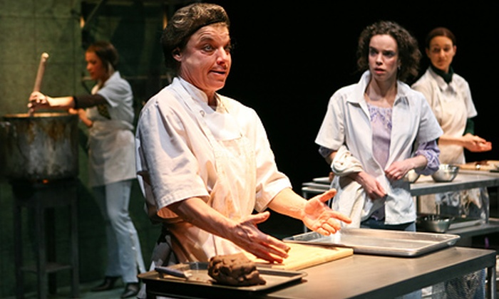 """""""Sauce Brune"""" - Ottawa: $30 for a Theatre Outing for Two to See """"Sauce Brune"""" at La Nouvelle Scène ($60 Value). Four Shows Available."""