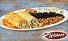 OOB - Wahoo's Fish Taco-austin - Multiple Locations: $6 for $12 Worth of Mexican and Oceanic Fare at Wahoo's Fish Taco