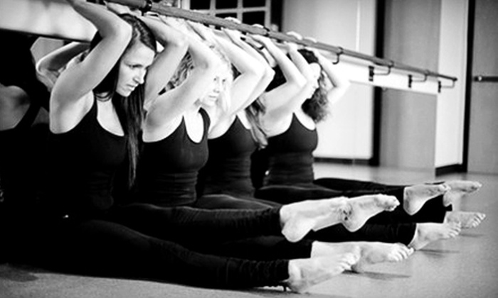 Sphericality - Flemington: $25 for Five BarreAmped Classes at Sphericality in Flemington ($96 Value)