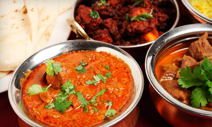 Bombay Dreams Restaurant - Downtown Core: $10 for $20 Worth of Indian Fare at Bombay Dreams Restaurant in Davis