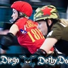 San Diego Derby Dolls - Del Mar: Two Tickets to San Diego Derby Dolls at Del Mar Fairgrounds. Choose From Two Options.
