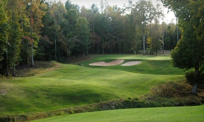 Coweta Club at Arbor Springs Plantation - Newnan: $45 for 18 Holes of Golf for Two and Cart Rental at Coweta Club at Arbor Springs Plantation in Newnan (Up to $100 Value)