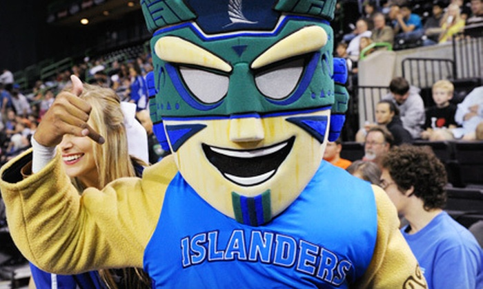 Texas A&M University-Corpus Christi Islanders - American Bank Center Selena Auditorium: One Ticket to Texas A&M University–Corpus Christi Basketball at American Bank Center Arena. Two Options Available.