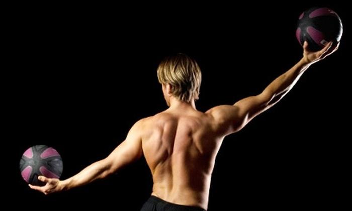Jim Karas Personal Training - DePaul: $40 for Four Cardio-Free Group Classes at Jim Karas Personal Training