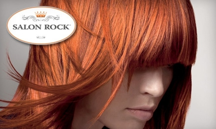 Salon Rock - Roslyn: $40 for $85 Worth of Salon Services at Salon Rock in Roslyn