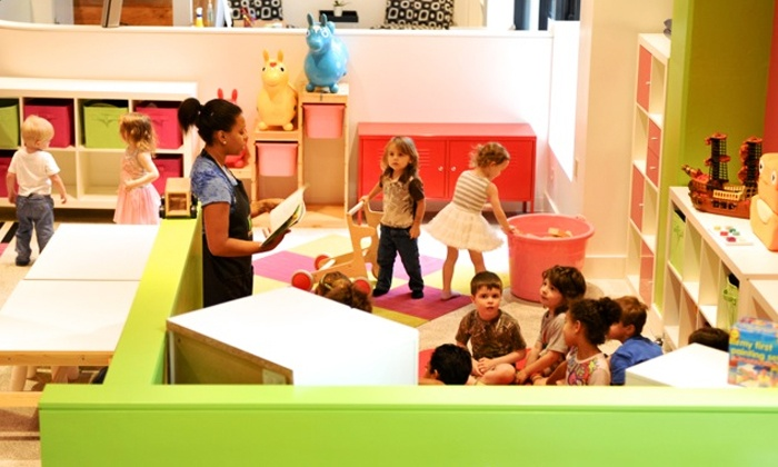 WeVillage - Happy Valley: Annual Membership for One or Two Kids, or Unlimited Family Membership at WeVillage (Up to 50% Off)