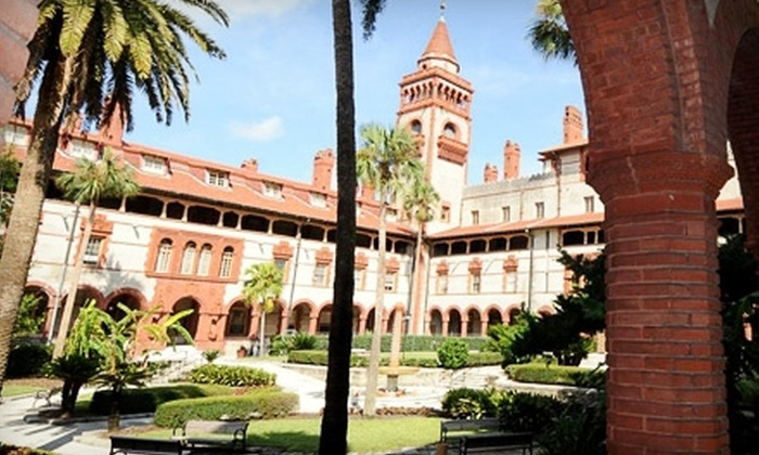 Legacy Tours of Flagler College  - Flagler's Model Land: $7 for Two Tickets to Legacy Tours of Flagler College in St. Augustine (Up to $14 Value)
