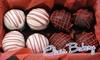 Elixir Bakery - Beach Street Commercial Park: $8 for an Eight-Piece Box of Cake Balls at Elixir Bakery ($16 Value)