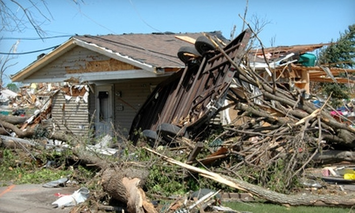 Family-to-Family - Seattle: Donate $5 to Help Family-to-Family Provide Essential Items to Families Affected by the F-5 Tornado in Joplin, Missouri