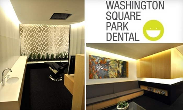 Washington Square Park Dental - North Beach: $75 for Two Appointments, Including Cleaning, Exam, and X-Rays at Washington Square Park Dental ($772 Value)