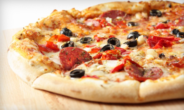 Rico's Italian Pizza - Ceres: $10 for $20 Worth of Pizza and Drinks at Rico's Italian Pizza