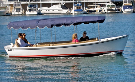 3-Hour Weekday Boat Rental (a $158 value) - Duffy Electric Boats of Lake Norman in Davidson