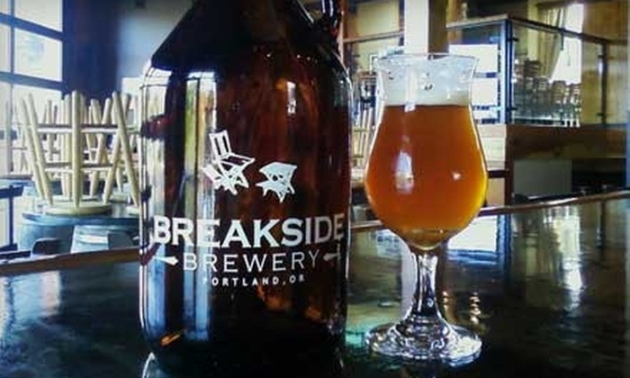 Breakside Brewery - Woodlawn: $15 for $30 Worth of Specialty Brews and American Cuisine at Breakside Brewery