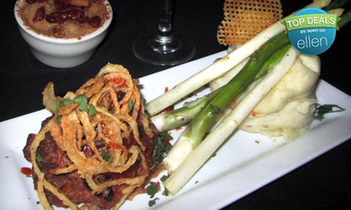 Dégagé Jazz Café - Toledo: $20 for $40 Worth of French-Inspired Fare and Nonalcoholic Drinks at Dégagé Jazz Café
