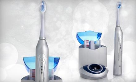 Diamond Elite Ultrasonic Toothbrush - Diamond Elite Ultrasonic Toothbrush in