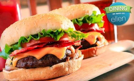 $20 Groupon to Burger Bar & Tequila Lounge - Burger Bar & Tequila Lounge in Toronto