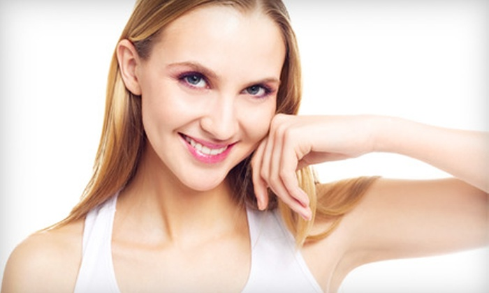 Pointe Medical - Southeast Jacksonville: $139 for Five Laser Hair-Removal Treatments at Pointe Medical (Up to $900 Value)