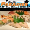 Half Off at Pacific Paradise
