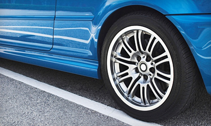 Jensen's Elite Detail - Tatum Highlands: Express Mobile Detail for Car, SUV, Truck, or Minivan from Jensen's Elite Detail (Up to 64% Off)