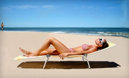 Solar Energy Tan: 1 Month of Unlimited Mega Level Tanning - Solar Energy Tan in Madison