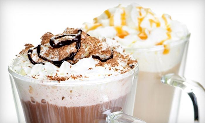 Big Spoon Yogurt - Multiple Locations: $7 for $14 Worth of Sweet Treats and Hot Cocoa at Big Spoon Yogurt