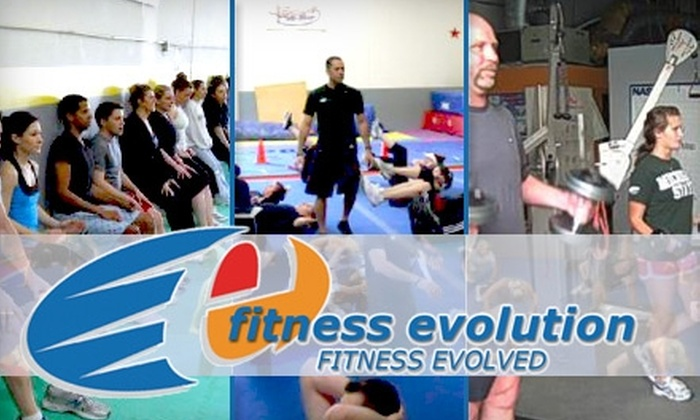 Fitness Evolution - Mission Viejo: $39 for Five Small-Group Training Classes at Fitness Evolution