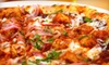 Pasquale's West Coast Pizzeria - San Bruno: $10 for $20 Worth of Pizzeria Fare at Round Table Pizza in San Bruno