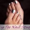 54% Off at Tip Toe Nail Studio