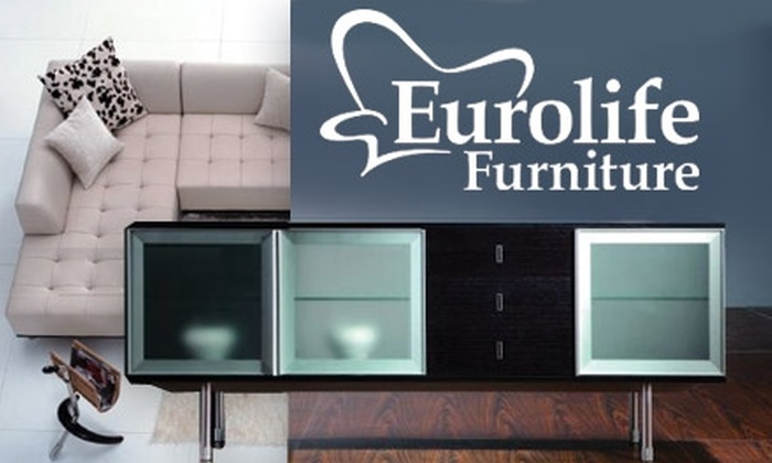 Eurolife Furniture   Olentangy Commons: $50 For $150 Worth Of Furniture At Eurolife  Furniture