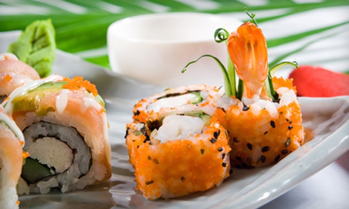 Gekko Sushi - Old Fourth Ward: Half Off Japanese Lunch or Dinner Fare at Gekko Sushi. $6 and $15 Options Available.