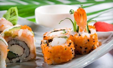 Gekko Sushi: $12 Worth of Lunch - Gekko Sushi in Atlanta