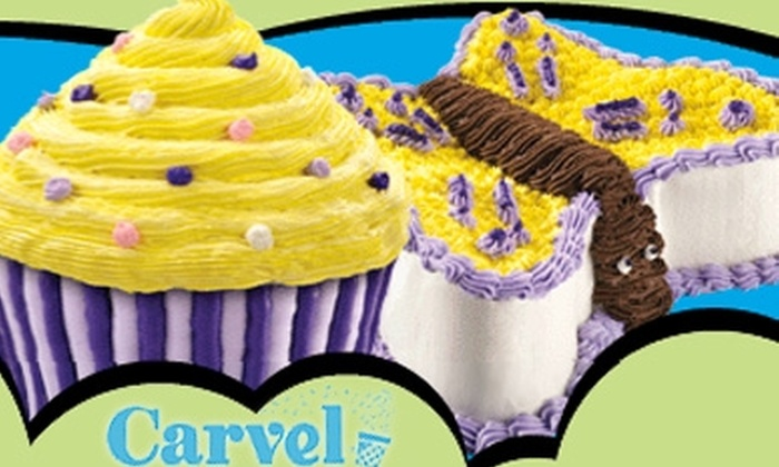 Carvel - Naples: $4 for $8 Worth of Ice Cream Products or $10 for $25 Worth of Ice Cream Cakes from Carvel in Naples