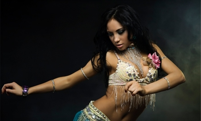 Life Movement Spirit and Dance Center - Fair Lawn: $40 for Four Drop-In Classes ($100 Value) or a Four-Week Intro to Belly Dancing Class ($104 Value) at Life Movement Spirit and Dance Center in Fairlawn
