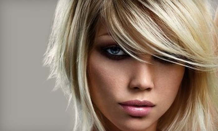 David Alan Grand Salon & Spa - Oradell: Salon and Spa Services at David Alan Grand Salon & Spa in Paramus. Three Options Available.