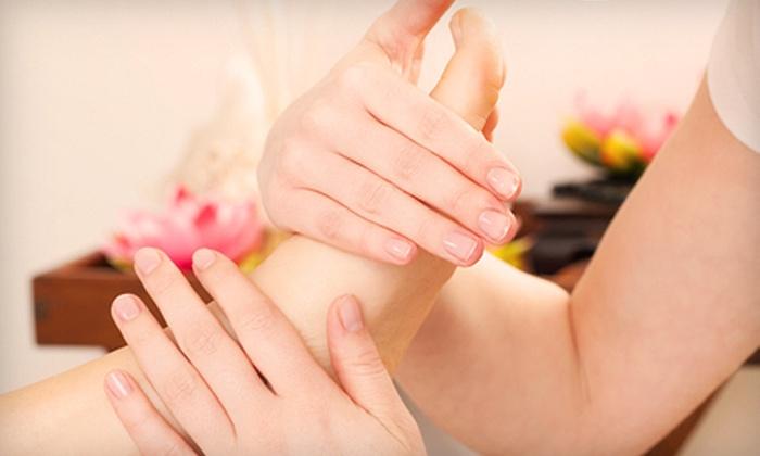 Meridian & Facial Spa - West Rockville: Herbal Foot Sauna or Herbal Foot Sauna with Reflexology Massage at Meridian & Facial Spa in Rockville (Up to 60% Off)
