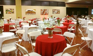 Capital City Event Center: $498 for $995 Worth of Event-Space Rental at Capital City Event Center