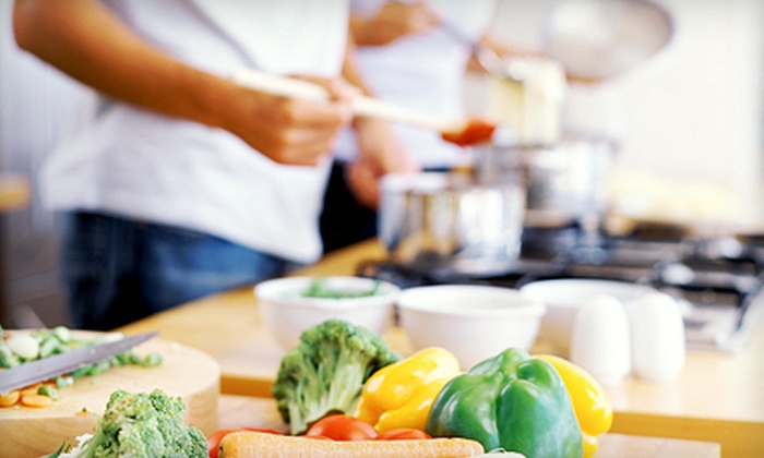 Food2611 - Detroit: One In-Home Cooking Class for Four, 20 Jars of Chef-Prepared Baby Food, or In-Home Prepared Meals from Food2611 (Half Off)