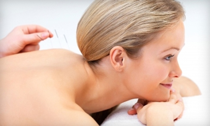 Legacy Wellness - Ecco: $45 for an Initial Consultation and Acupuncture Treatment at Legacy Wellness ($120 Value)