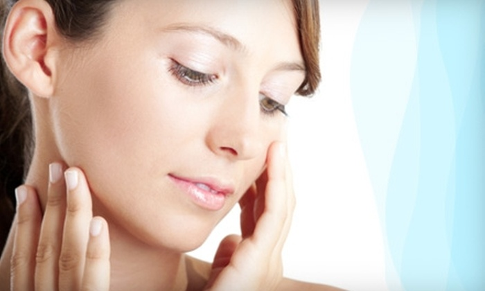Dermal~Care Esthetics & Wellness Centre - Old Naples: $119 for Micro-Current Facial Firming and Deep Pore Cleansing at Dermal Care Esthetics & Wellness Centre