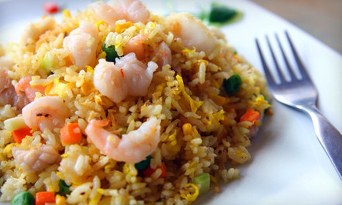 New Peking - Old Westport: Chinese Cuisine for Lunch or Dinner at New Peking (Half Off)
