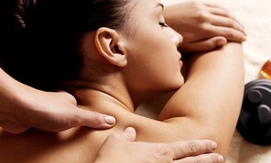 Touch Therapy: One or Three 60-Minute Massages or One 60-Minute Couples Massage at Touch Therapy (Up to 53% Off)