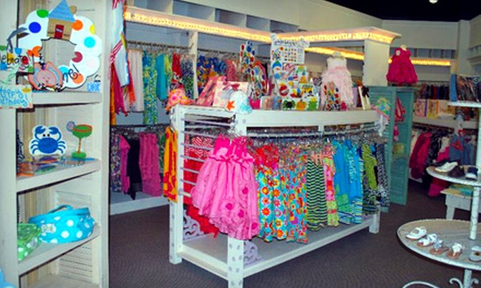 Gazoodles - Piedmont Triad: $10 for $20 Worth of Children's Apparel and Accessories at Gazoodles in Winston-Salem